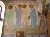 Роспись храма. Алтарь