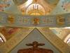 Роспись храма. Внутренний вид