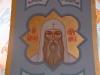 Роспись храма. Медальоны