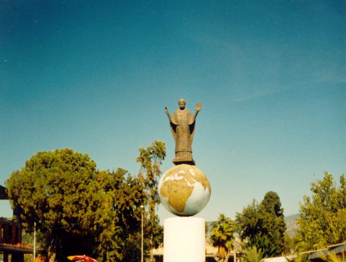 Памятник свт. Николаю