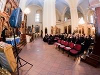 Состоялось первое заседание Епархиального собрания Виленской и Литовской епархии