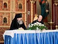 Завершена работа Епархиального собрания Виленско-Литовской епархии