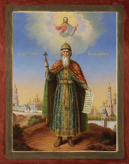 Ikona-ravnoapostolnogo-knyazya-Vladimira